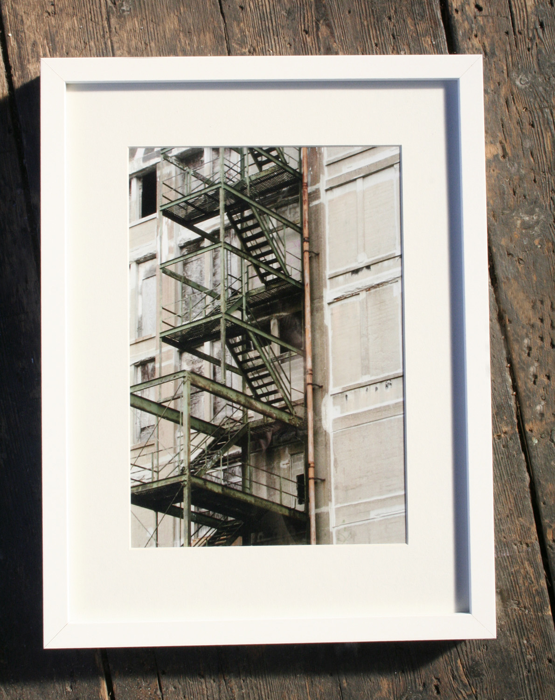Down Stairs | Tina Louise Hunderup | Beauton Art Gallery | art ...
