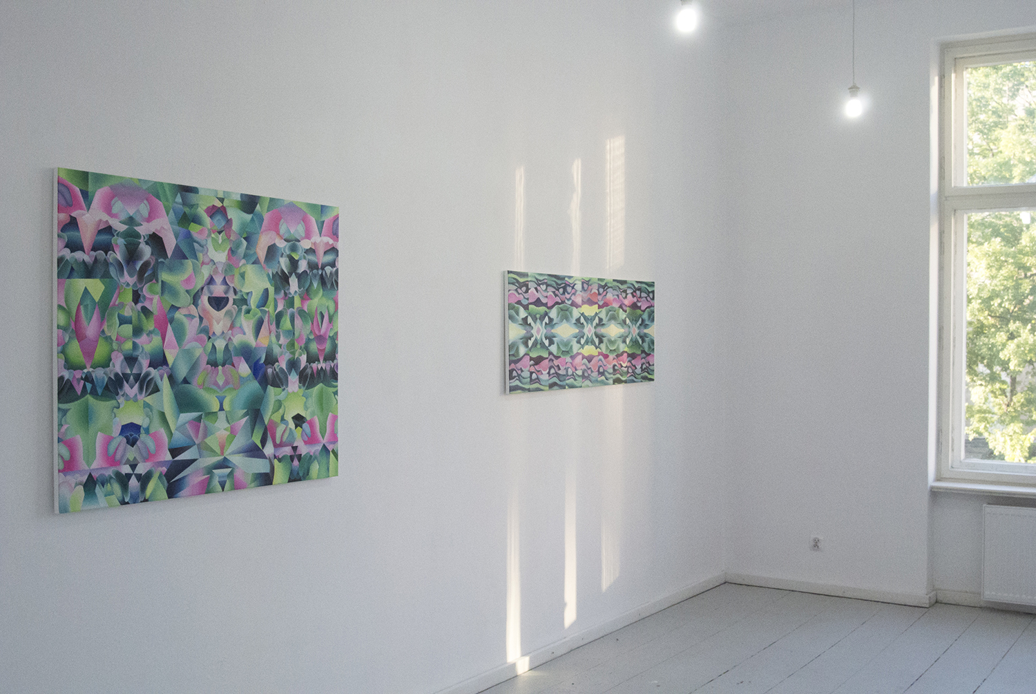 paintings, abstract, aesthetic, geometric, patterns, green, pink, cotton-canvas, oil, abstract-forms, beautiful, contemporary-art, danish, decorative, design, female, feminist, flowers, interior, interior-design, modern, modern-art, nordic, scandinavien, Buy original high quality art. Paintings, drawings, limited edition prints & posters by talented artists.