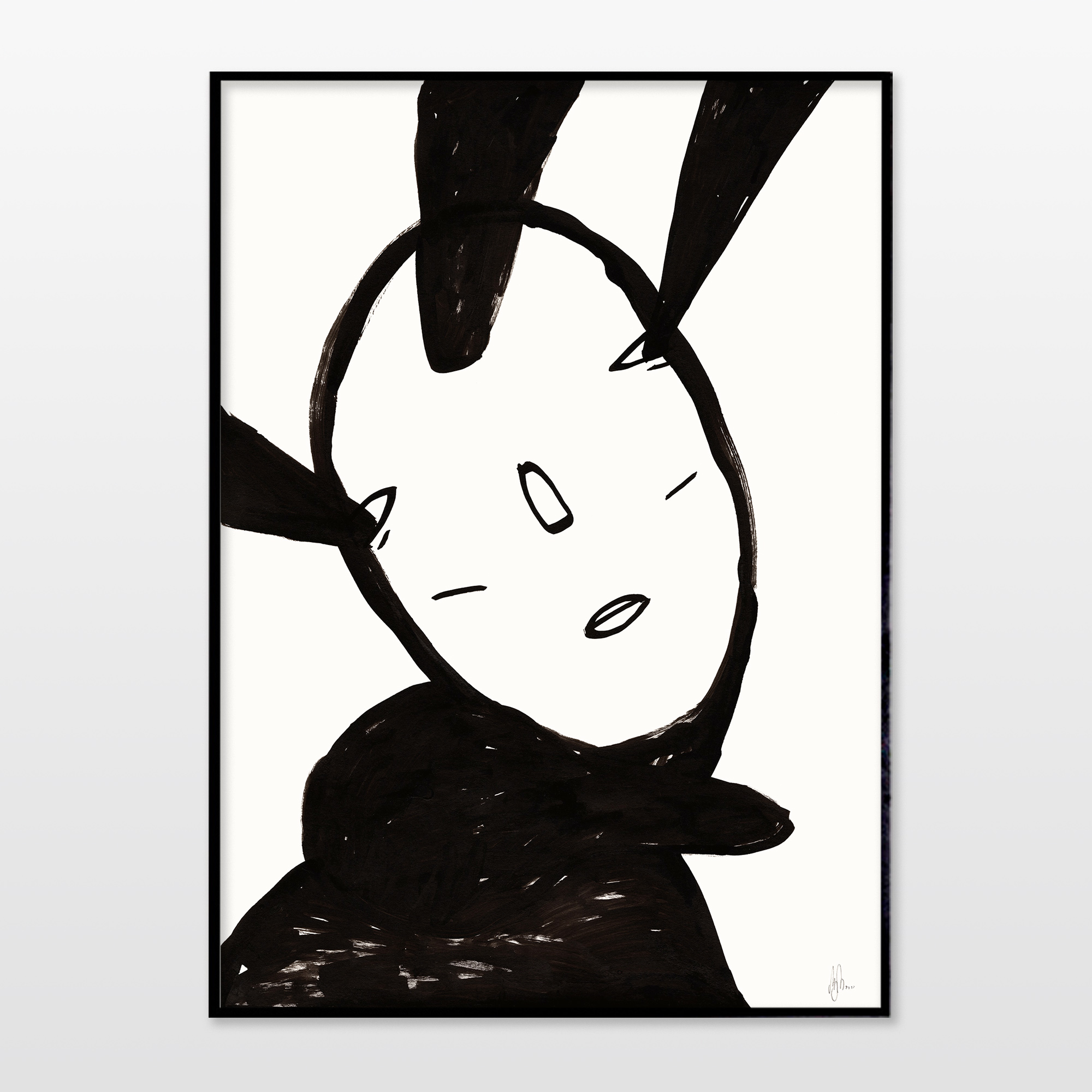 art-prints, giclee, figurative, illustrative, minimalistic, moods, people, black, white, ink, paper, black-and-white, copenhagen, danish, decorative, design, interior, interior-design, modern, modern-art, nordic, posters, prints, scandinavien, Buy original high quality art. Paintings, drawings, limited edition prints & posters by talented artists.