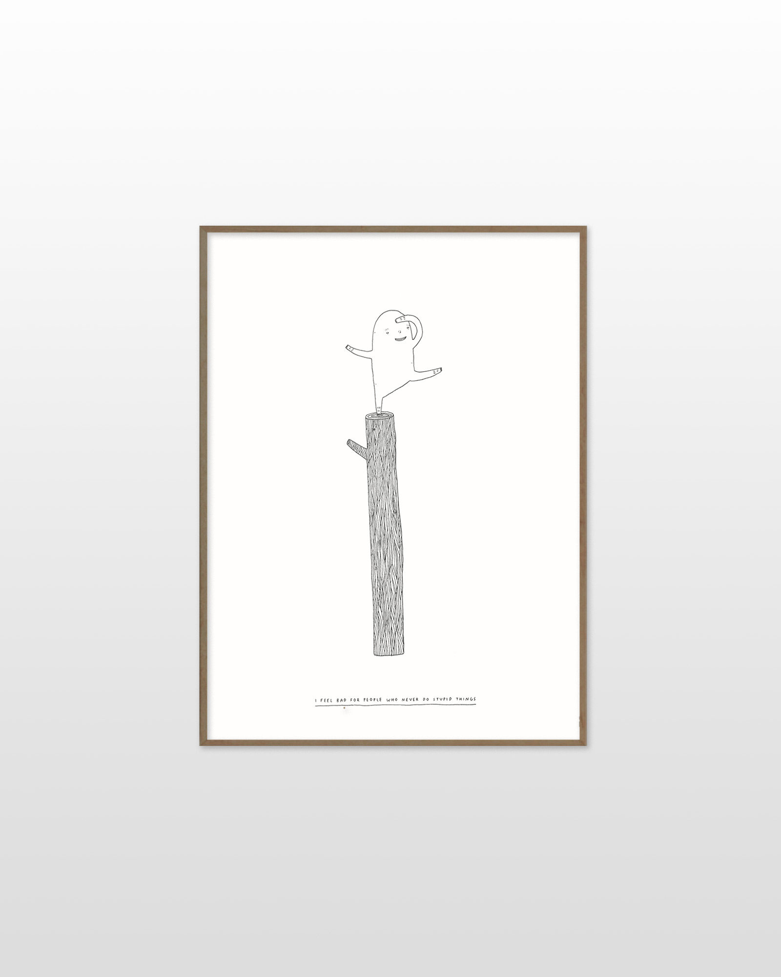 posters-prints, giclee-print, family-friendly, illustrative, minimalistic, monochrome, cartoons, humor, black, white, ink, paper, amusing, black-and-white, contemporary-art, cute, danish, decorative, design, interior, interior-design, modern, modern-art, nordic, posters, prints, scandinavien, Buy original high quality art. Paintings, drawings, limited edition prints & posters by talented artists.