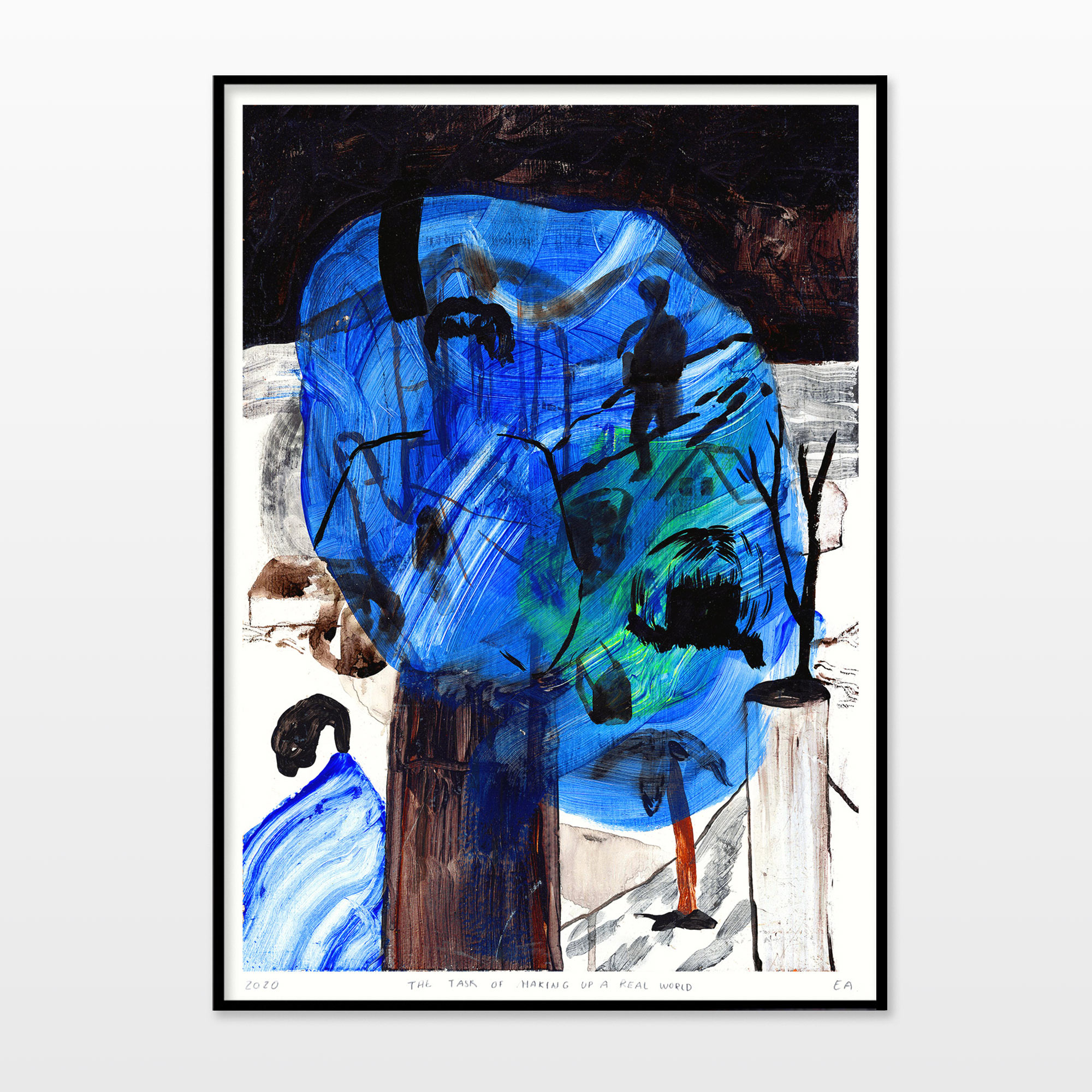 posters-prints, aesthetic, expressive, figurative, illustrative, landscape, animals, bodies, botany, nature, people, sky, wildlife, black, blue, brown, green, ink, paper, beautiful, danish, design, forest, interior, interior-design, mountains, nordic, plants, posters, pretty, scandinavien, Buy original high quality art. Paintings, drawings, limited edition prints & posters by talented artists.