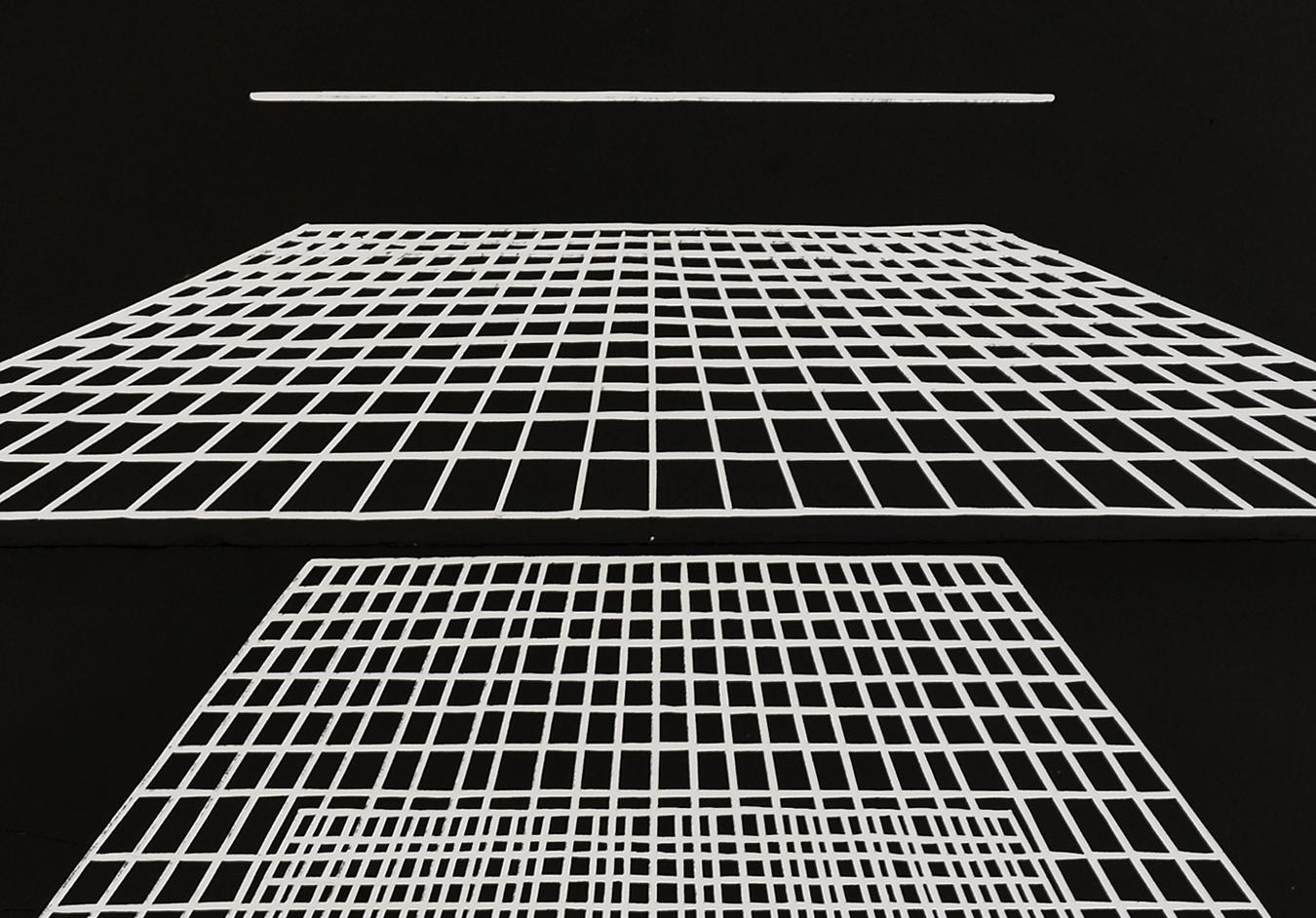 BLACK PERSPECTIVE linocut_detail