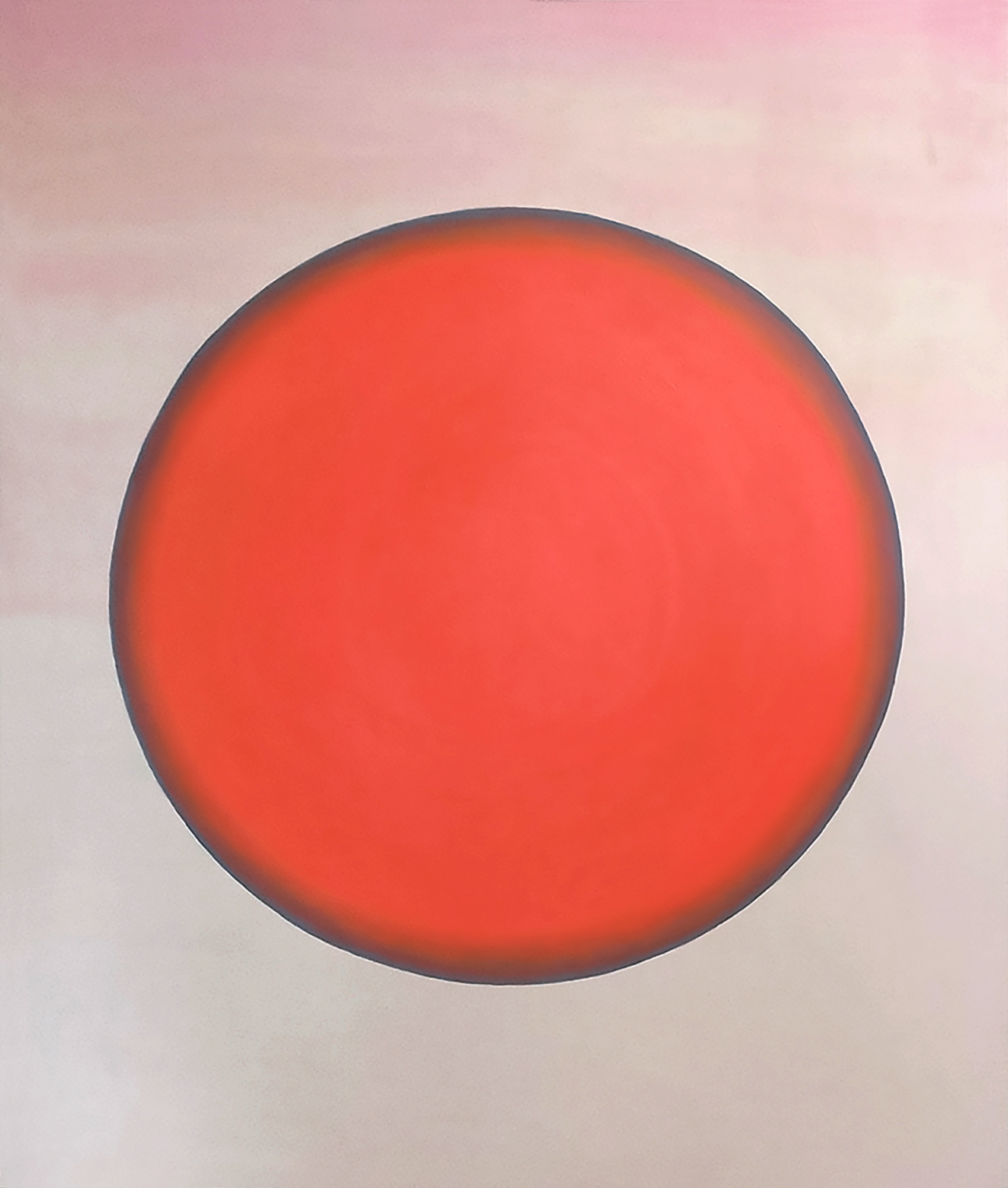 paintings, aesthetic, colorful, geometric, surrealistic, moods, science, sky, orange, pastel, pink, acrylic, cotton-canvas, abstract-forms, atmosphere, beautiful, contemporary-art, copenhagen, modern, modern-art, nordic, outer-space, scandinavien, symbolic, symmetry, tranquil, vibrant, Buy original high quality art. Paintings, drawings, limited edition prints & posters by talented artists.