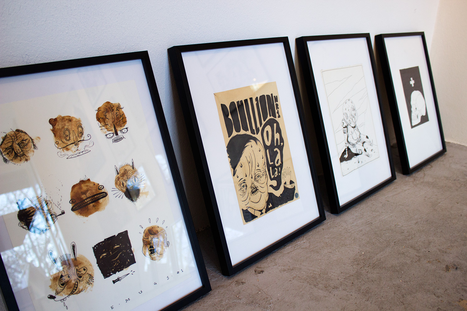 original punk drawings, vulgar drawing, fantastic illustration. illustration. expressive modern art. talented artists, online art gallery