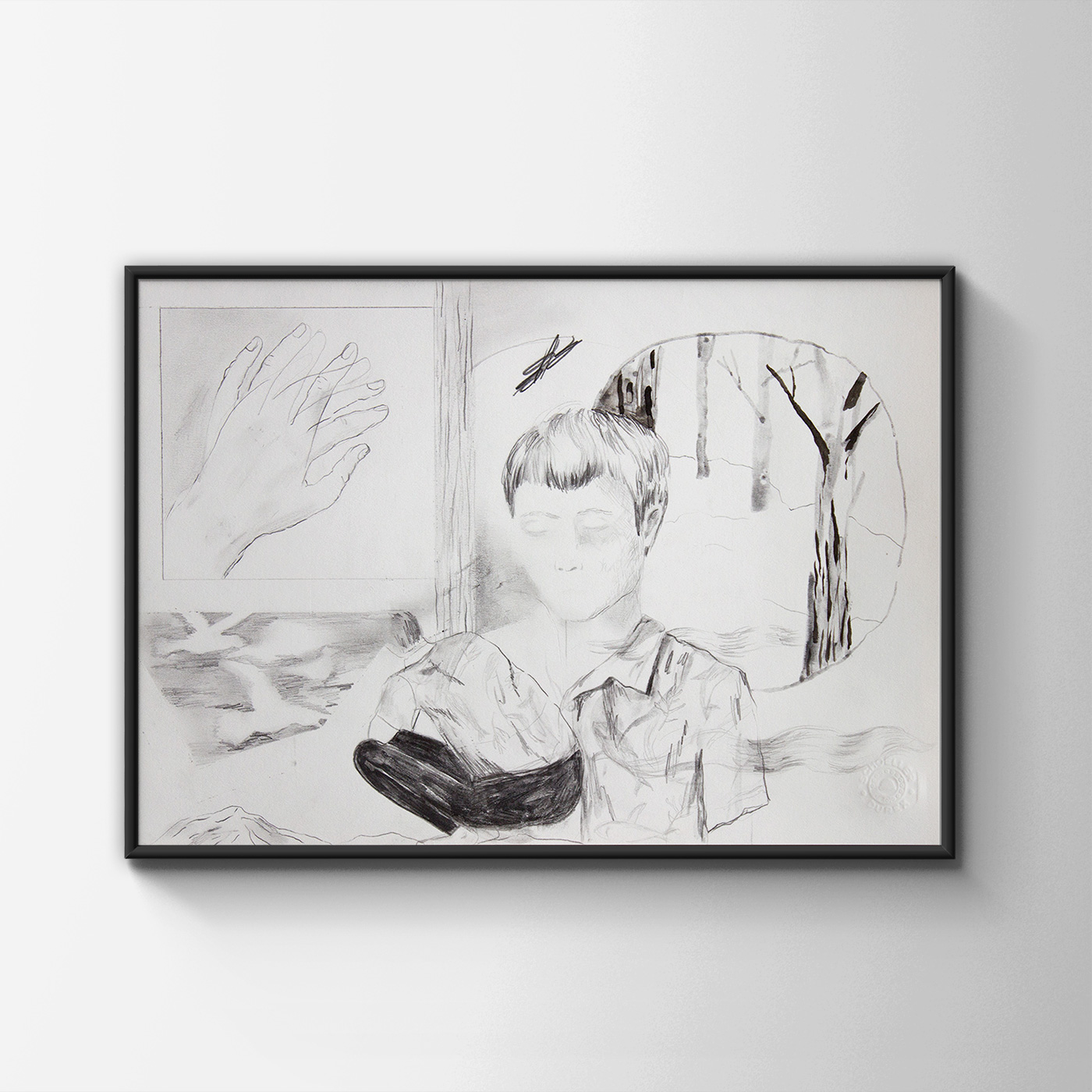 drawings, aesthetic, illustrative, monochrome, botany, nature, people, black, grey, white, charcoal, paper, pencils, autumn, black-and-white, decorative, faces, interior, interior-design, trees, Buy original high quality art. Paintings, drawings, limited edition prints & posters by talented artists.