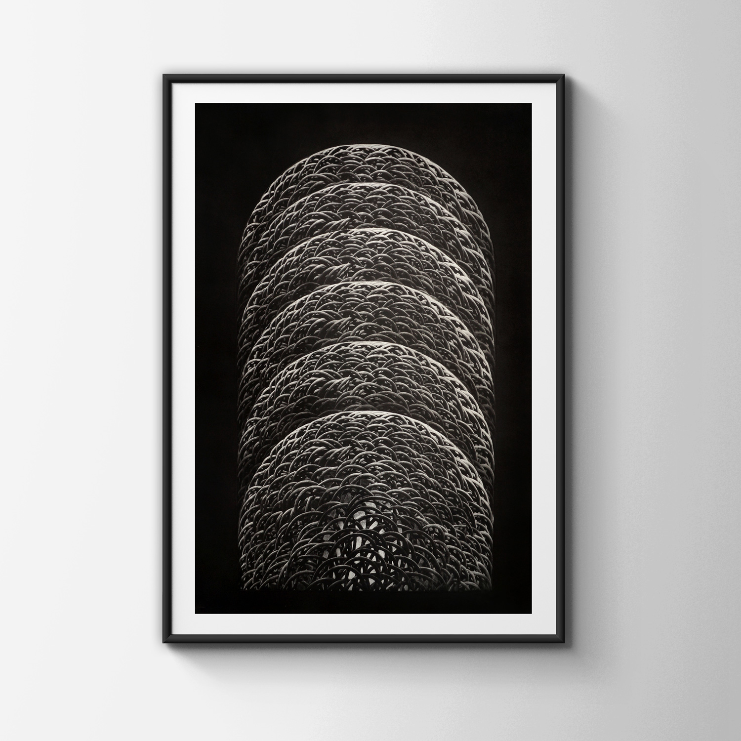 art-prints, engravings, abstract, aesthetic, monochrome, architecture, patterns, black, grey, white, ink, paper, abstract-forms, autumn, danish, decorative, design, interior, interior-design, nordic, scandinavien, Buy original high quality art. Paintings, drawings, limited edition prints & posters by talented artists.