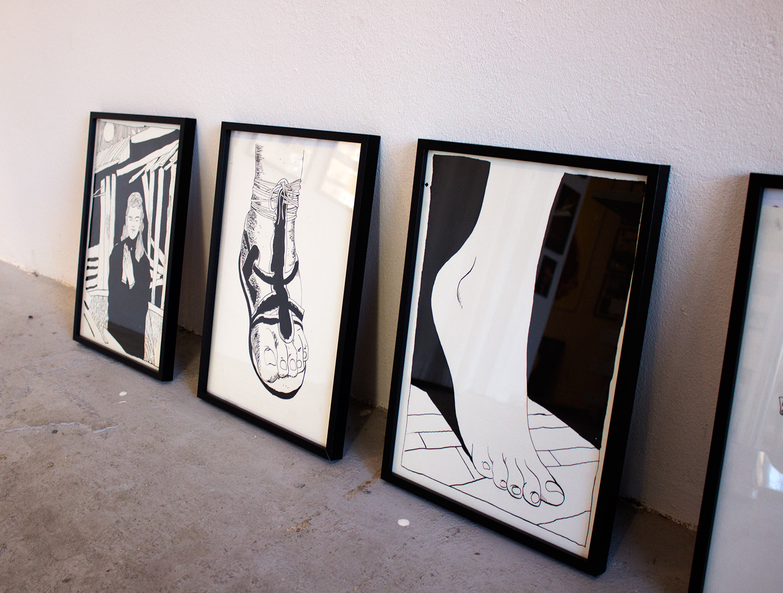 drawings, aesthetic, figurative, portraiture, bodies, sexuality, black, grey, white, artliner, ink, paper, marker, nude, Buy original high quality art. Paintings, drawings, limited edition prints & posters by talented artists.