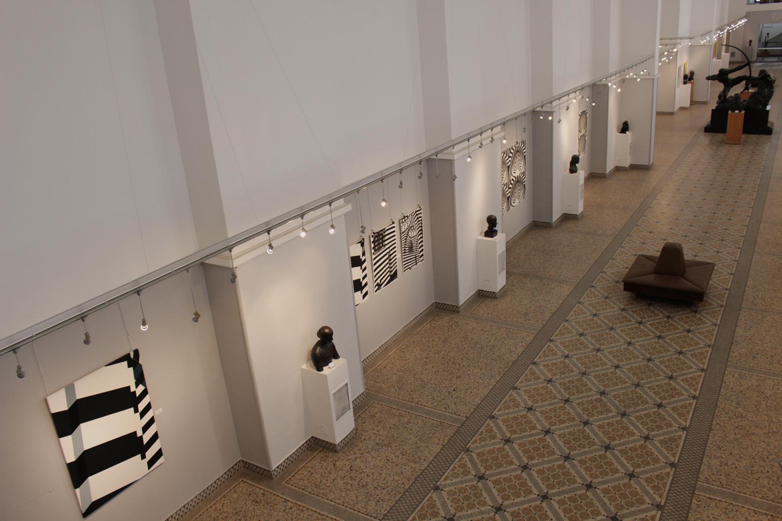 KHAN ASAD PASHA II linocut_exhibition