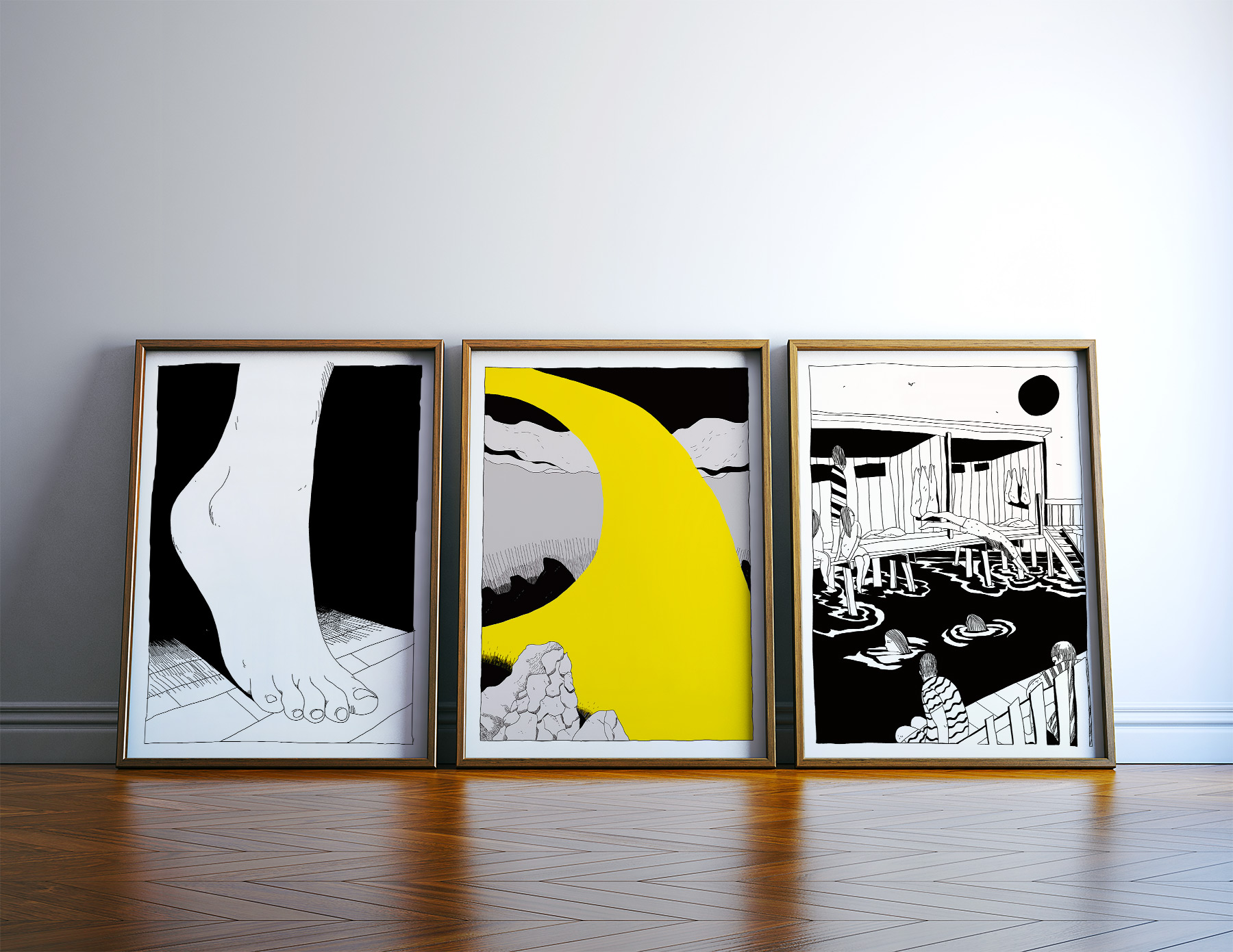 posters, giclee, graphical, illustrative, monochrome, portraiture, bodies, sexuality, black, white, paper, black-and-white, contemporary-art, danish, design, erotic, interior, interior-design, modern, modern-art, nordic, posters, prints, scandinavien, sexual, Buy original high quality art. Paintings, drawings, limited edition prints & posters by talented artists.