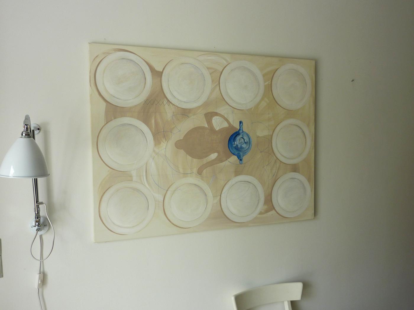 Modern art gallery, best online art, paintings, household interior design