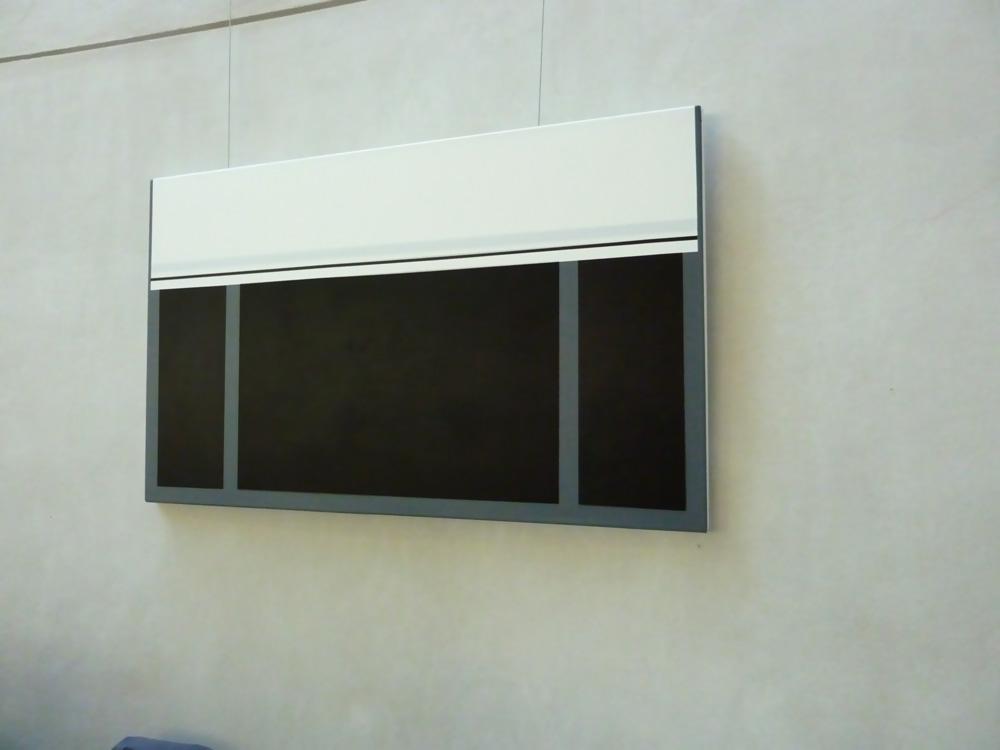 Image gallery minimalism painting for Minimalist art 1960