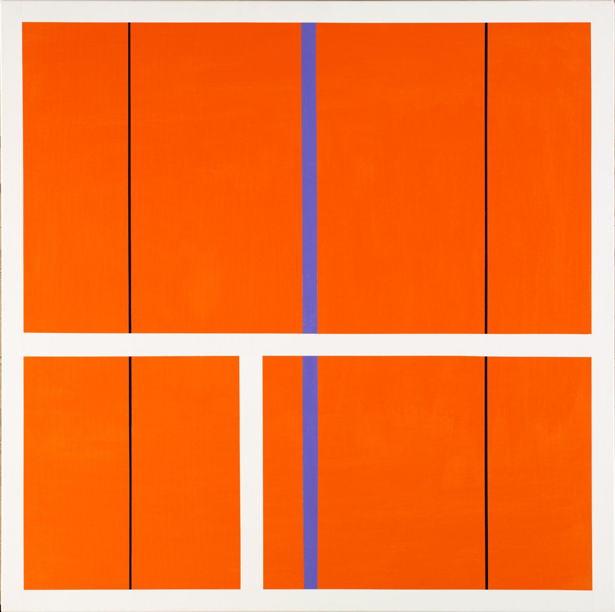 Image gallery minimalist paintings for Minimalist art 1960