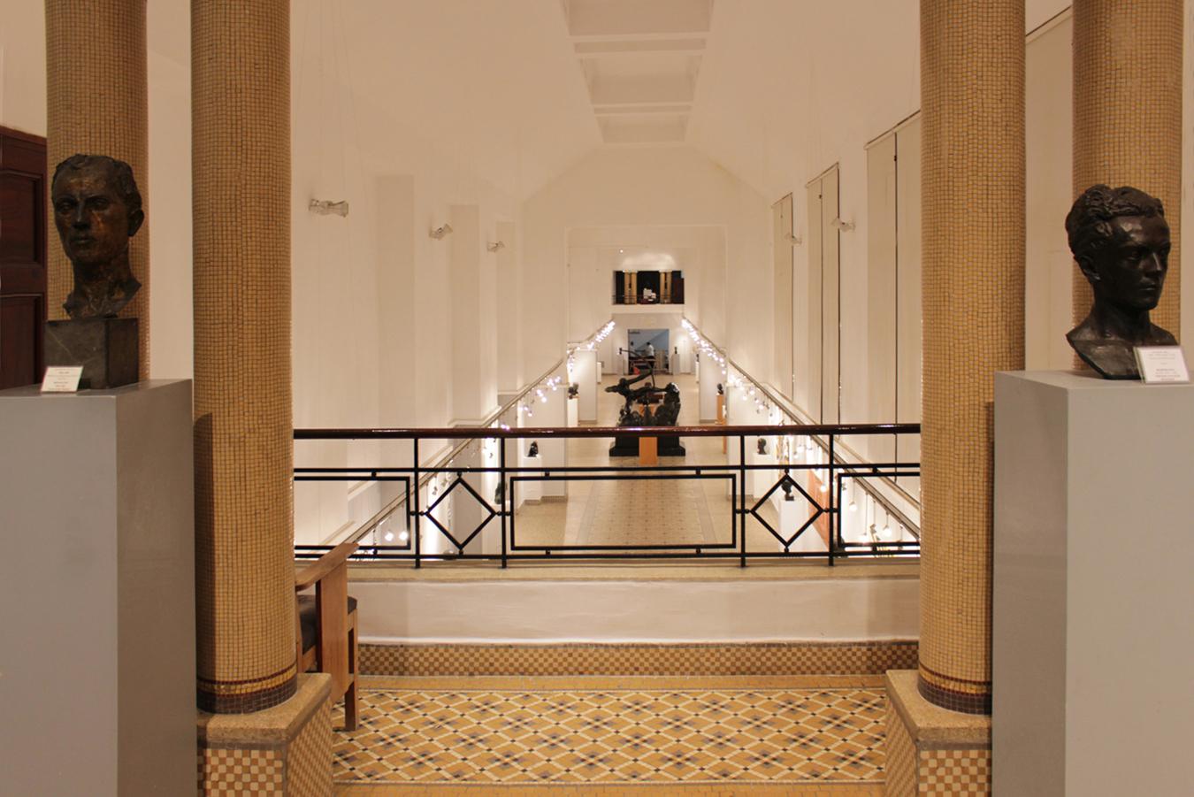 MIHRAB III linocut_National Museum of Fine Arts in Algiers