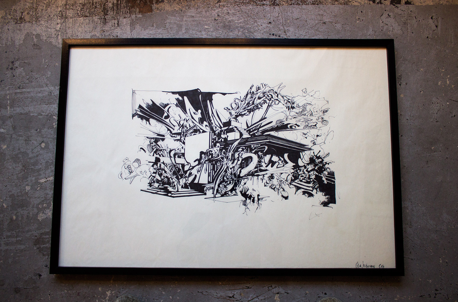 drawings, abstract, expressive, geometric, graphical, illustrative, monochrome, pop, architecture, movement, patterns, black, white, artliner, ink, paper, marker, abstract-forms, architectural, buildings, contemporary-art, danish, decorative, design, interior, interior-design, modern, modern-art, nordic, scandinavien, street-art, Buy original high quality art. Paintings, drawings, limited edition prints & posters by talented artists.