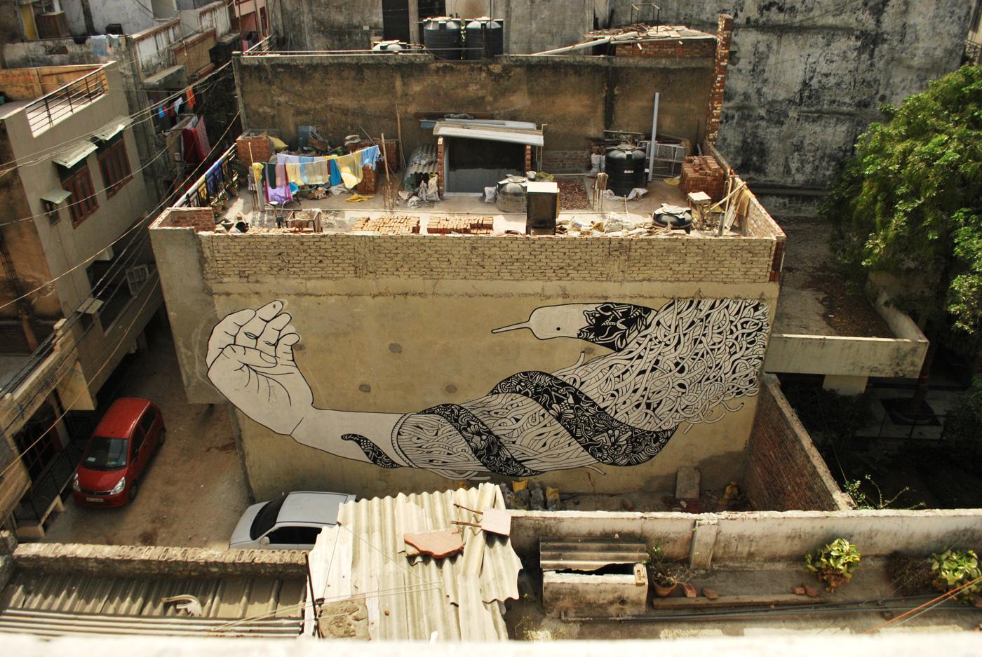 Wall Painting Artist In Delhi