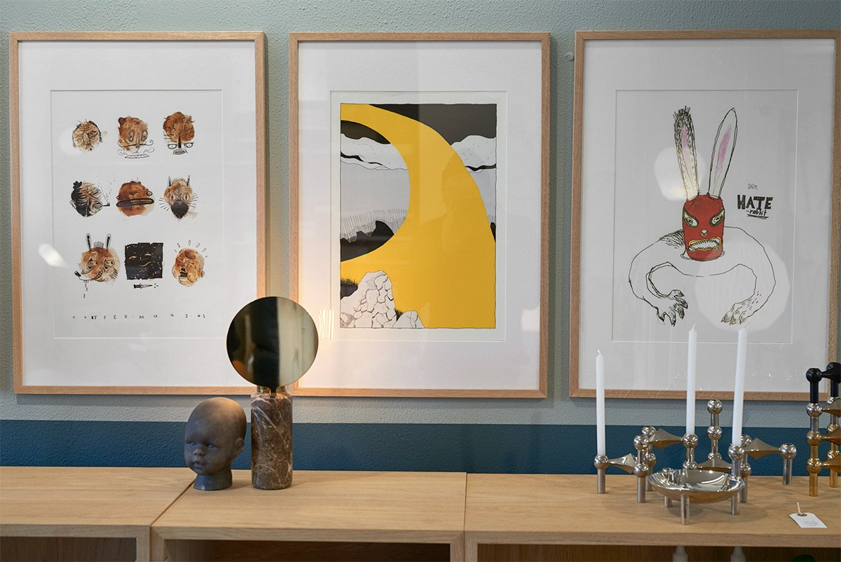 Shop high quality art posters by talented artists and designers. All art prints are carefully curated by the gallery to ensure the highest quality. Find ideas and inspiration for your next art poster