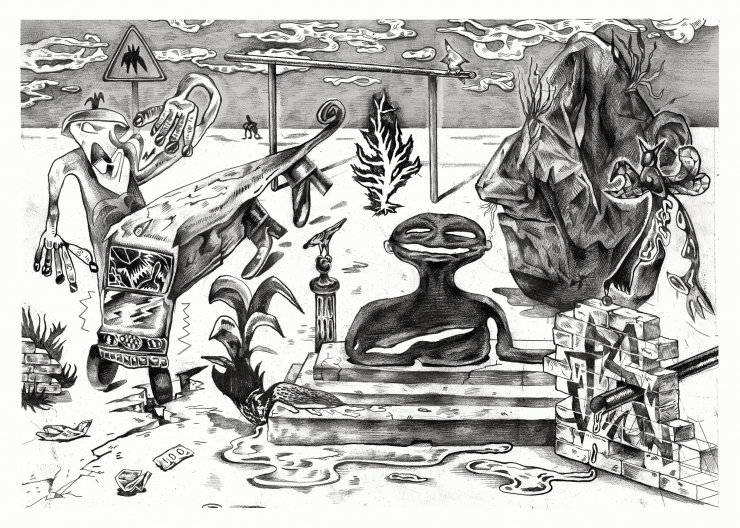 posters-prints, giclee-print, family-friendly, figurative, graphical, illustrative, landscape, monochrome, surrealistic, animals, bodies, cartoons, humor, nature, people, wildlife, black, white, ink, black-and-white, cars, danish, decorative, design, dogs, faces, interior, interior-design, modern, modern-art, nordic, plants, posters, prints, scandinavien, Buy original high quality art. Paintings, drawings, limited edition prints & posters by talented artists.