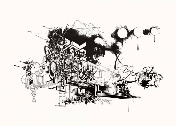 Architect Series Iii Ola Juliussen Beauton Art Gallery