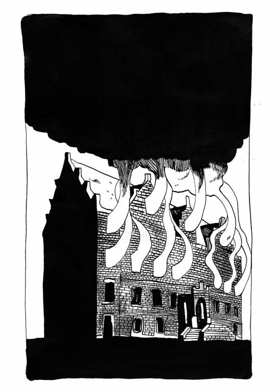 art-prints, gliceé, graphical, illustrative, monochrome, architecture, sky, black, white, ink, paper, atmosphere, black-and-white, buildings, contemporary-art, danish, design, interior, interior-design, modern, modern-art, nordic, posters, prints, Buy original high quality art. Paintings, drawings, limited edition prints & posters by talented artists.