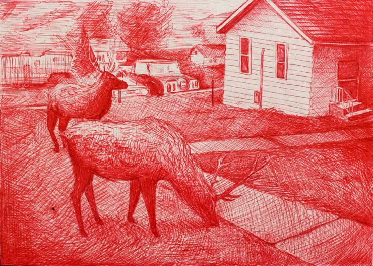 Saatchi online gallery, ArtRebels gallery, illustrations, drawings, talented artists, online galleries, originals