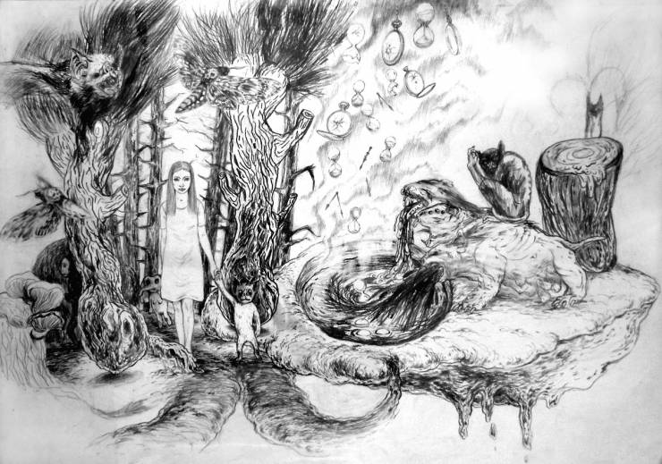 drawings, aesthetic, animals, landscape, botany, nature, wildlife, black, white, paper, pencils, girls, plants, scenery, trees, wild-animals, Buy original high quality art. Paintings, drawings, limited edition prints & posters by talented artists.