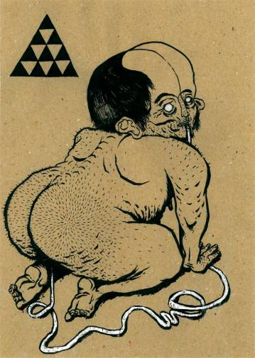 original illustration. expressive modern art. talented artists, online art gallery
