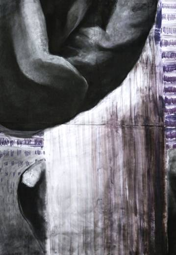 drawings, abstract, aesthetic, expressive, figurative, illustrative, portraiture, bodies, patterns, sexuality, black, brown, violet, white, acrylic, charcoal, paper, abstract-forms, beautiful, contemporary-art, danish, decorative, design, interior, interior-design, men, modern, modern-art, nordic, nude, pretty, scandinavien, Buy original high quality art. Paintings, drawings, limited edition prints & posters by talented artists.