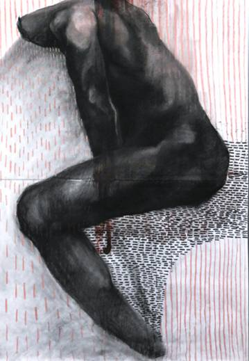 drawings, paintings, abstract, figurative, illustrative, portraiture, bodies, patterns, black, pink, red, white, acrylic, charcoal, paper, abstract-forms, beautiful, contemporary-art, decorative, design, interior, interior-design, modern, modern-art, nordic, nude, pretty, scandinavien, Buy original high quality art. Paintings, drawings, limited edition prints & posters by talented artists.