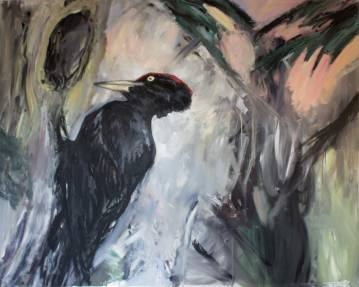 paintings, aesthetic, animal, figurative, landscape, animals, botany, nature, wildlife, black, green, grey, pink, cotton-canvas, oil, birds, contemporary-art, danish, decorative, design, flowers, interior, interior-design, modern, modern-art, natural, naturalism, nordic, plants, scandinavien, Buy original high quality art. Paintings, drawings, limited edition prints & posters by talented artists.