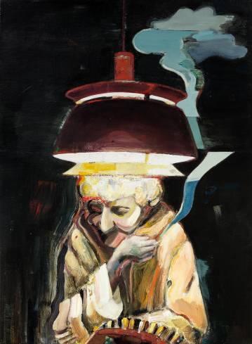Miraklet under min lampe-limited-edition-kunsttryk-marck fink