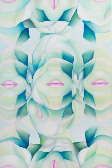 paintings, aesthetic, colorful, graphical, pop, portraiture, bodies, botany, patterns, green, pink, cotton-canvas, oil, contemporary-art, danish, decorative, design, flowers, interior, interior-design, modern, modern-art, nordic, plants, romantic, scandinavien, vivid, Buy original high quality art. Paintings, drawings, limited edition prints & posters by talented artists.