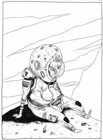 luna spacecraft drawings - photo #18