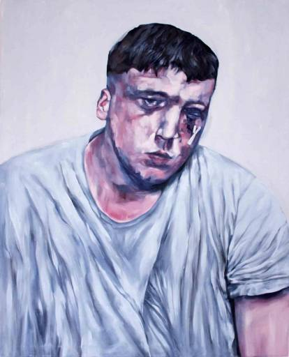 painting-maleri-art-kunst-adele-marie-rannes-mutch-wanted-for-assault-and-harrassment