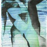 drawings, abstract, aesthetic, expressive, figurative, illustrative, portraiture, bodies, sexuality, blue, green, white, acrylic, charcoal, paper, abstract-forms, beautiful, contemporary-art, copenhagen, decorative, design, interior, interior-design, modern, modern-art, nordic, nude, pretty, scandinavien, Buy original high quality art. Paintings, drawings, limited edition prints & posters by talented artists.