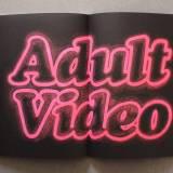 ADULT VIDEO linocut_Warsawholic Magazine