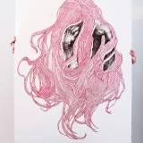 ink and watercolor. art gallery. limited print. online art. artist. original art print and paintings by artist Zuzanna Sitarska