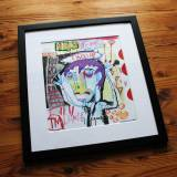 paintings illustrations online gallery modern art decoration design graphic home gallerie