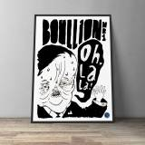 art-prints, gliceé, figurative, monochrome, portraiture, everyday life, humor, people, black, blue, white, ink, paper, abstract-forms, amusing, black-and-white, contemporary-art, danish, decorative, design, faces, food, graffiti, nordic, posters, prints, scandinavien, Buy original high quality art. Paintings, drawings, limited edition prints & posters by talented artists.
