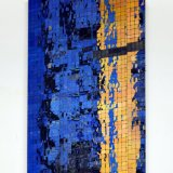 paintings, aesthetic, colorful, figurative, graphical, portraiture, architecture, bodies, people, blue, gold, yellow, flax-canvas, oil, abstract-forms, architectural, beautiful, buildings, cities, cubism, decorative, design, interior, interior-design, modern, modern-art, naturalism, photorealistic, urban, Buy original high quality art. Paintings, drawings, limited edition prints & posters by talented artists.