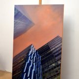 paintings, aesthetic, colorful, geometric, graphical, architecture, patterns, sky, technology, black, orange, red, cotton-canvas, oil, architectural, beautiful, buildings, business, cities, danish, decorative, design, interior, interior-design, modern, modern-art, money, nordic, scandinavien, Buy original high quality art. Paintings, drawings, limited edition prints & posters by talented artists.