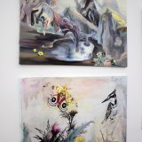 paintings, aesthetic, animal, colorful, landscape, animals, botany, insects, movement, wildlife, green, grey, yellow, acrylic, flax-canvas, abstract-forms, atmosphere, beautiful, contemporary-art, copenhagen, danish, decorative, design, interior, interior-design, modern, modern-art, nordic, scandinavien, trees, Buy original high quality art. Paintings, drawings, limited edition prints & posters by talented artists.