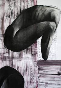 drawings, abstract, aesthetic, expressive, figurative, illustrative, portraiture, bodies, patterns, sexuality, black, violet, white, acrylic, charcoal, paper, abstract-forms, beautiful, contemporary-art, danish, decorative, design, interior, interior-design, men, modern, modern-art, nordic, nude, pretty, scandinavien, Buy original high quality art. Paintings, drawings, limited edition prints & posters by talented artists.