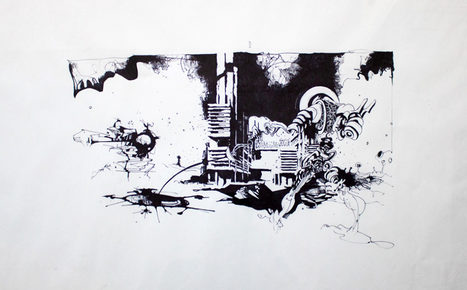 drawings, expressive, illustrative, monochrome, architecture, botany, movement, nature, patterns, black, white, ink, paper, marker, abstract-forms, architectural, black-and-white, buildings, contemporary-art, danish, decorative, design, graffiti, horizontal, houses, interior, interior-design, male, modern, modern-art, nordic, scandinavien, silhouette, sketch, Buy original high quality art. Paintings, drawings, limited edition prints & posters by talented artists.