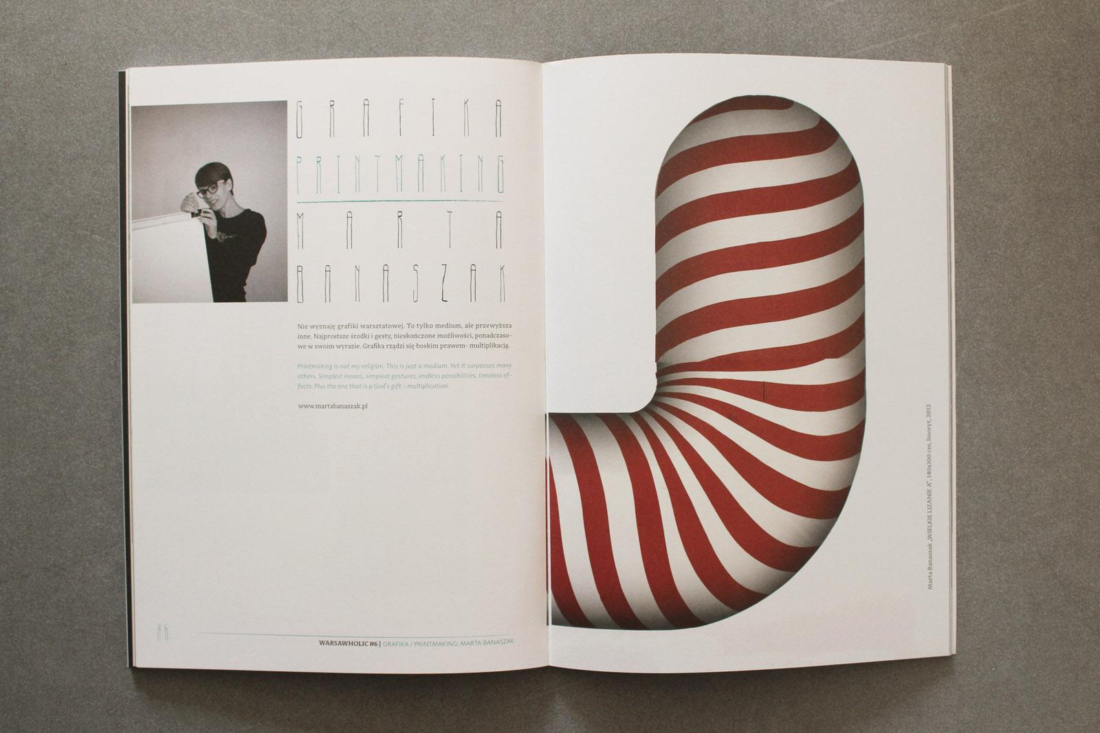 THE GREAT LICKING linocut_Warsawholic Magazine